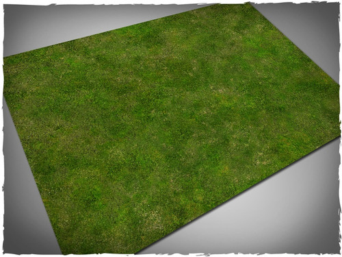 Game mat - Grass - Cloth, 4x6