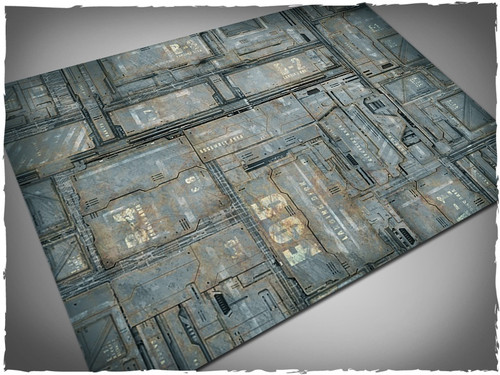 Game mat - Space Hulk - Cloth, 4x6