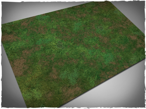 Game mat - Forest - Cloth, 4x6