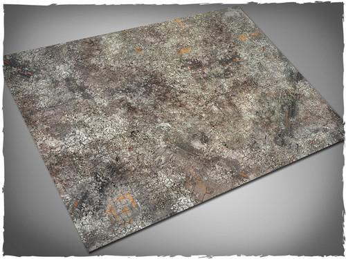 Game mat - Urban Ruins - Cloth, 4x6