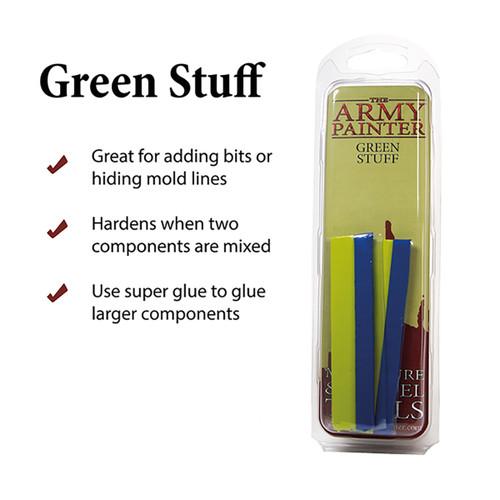 Green Stuff Putty