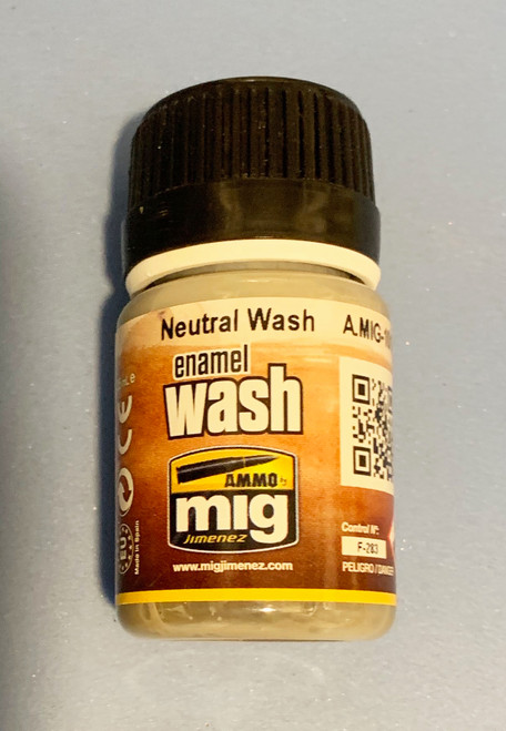 AMMO: Enamel Washes - Neutral Wash (35ml)