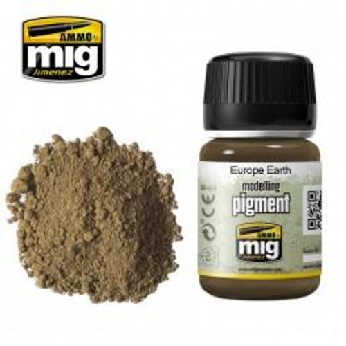 AMMO: Pigments - Europe Earth (35ml)
