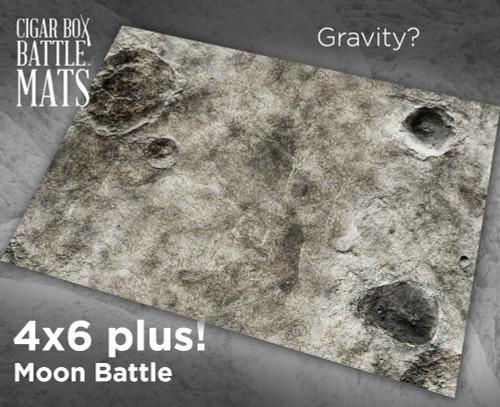 Battle Mat - Moon Battle