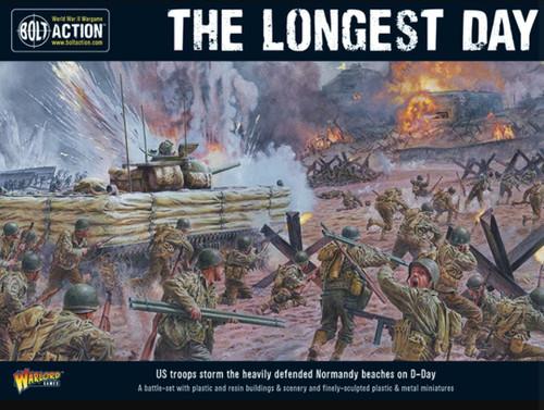 Bolt Action: The Longest Day. D-Day Battle-Set