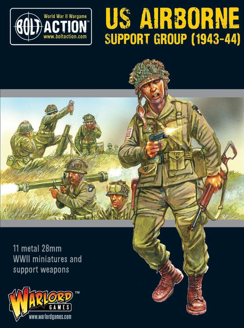 Bolt Action: US Airborne Support Group (1943-44)