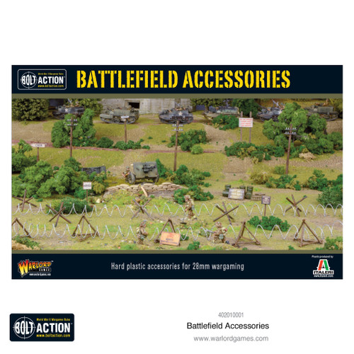 Bolt Action Battlefield Accessories