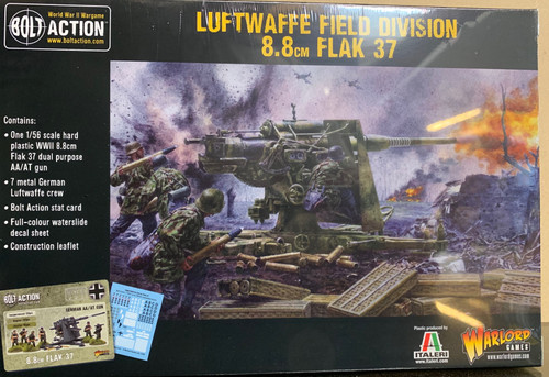 Bolt Action: Luftwaffe Field Division 88mm Flak 37