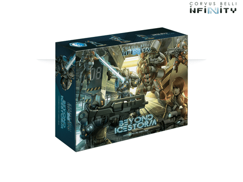 Infinity (#645): Beyond Icestorm Expansion Pack (Special Edition)