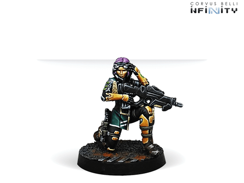 Infinity (#685) Yu Jing Kanren Counter-Insurgency Group (Hacker)