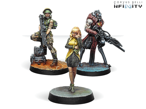 Infinity (#709) Dire Foes Mission Pack 7 - Candy Cloud