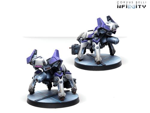 Infinity (#734) ALEPH: Rebots (2)
