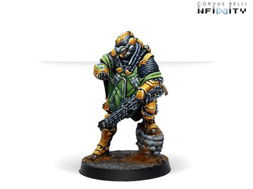 Infinity (#772) Zhencha, Armored Reconnaissance Regiment (Hacker)