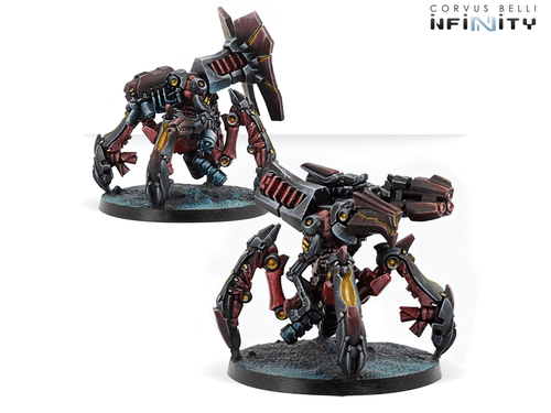 Infinity (#547): Combined Army Drone Remotes