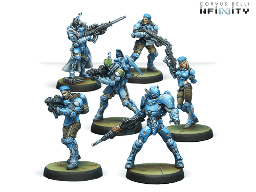 Infinity (#511): PanOceania Starter Pack (6)