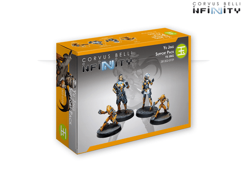 Infinity (#729): Yu Jing Support Pack