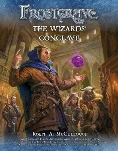 Frostgrave: Wizards Conclave