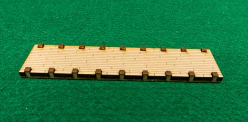 Extra Dock for Cruel Seas Dock Set