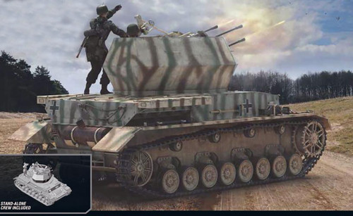 "Rubicon Models Flakpanzer IV ""Wirbelwind"" (1:56th scale / 28mm)"