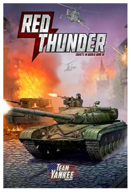 Team Yankee:  Red Thunder (60-page hardback)