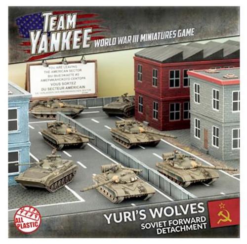 Team Yankee:  Yuri's Wolves
