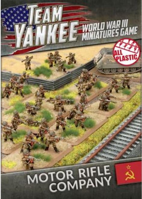 Team Yankee:  Motor Rifle Company (79 Figures, Plastic)