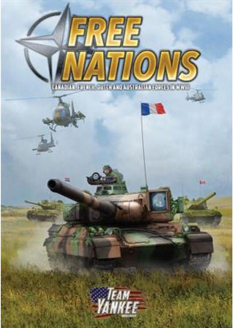 Team Yankee:  Free Nations, 98 Page Hardback
