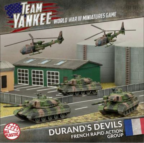 Team Yankee:  Durand's Devils Army Deal