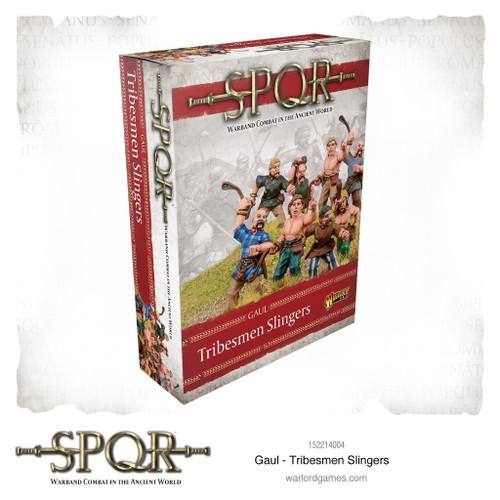 SPQR: Gaul Tribesmen Slingers