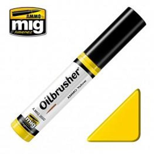 AMMO: Oilbrusher - Ammo Yellow