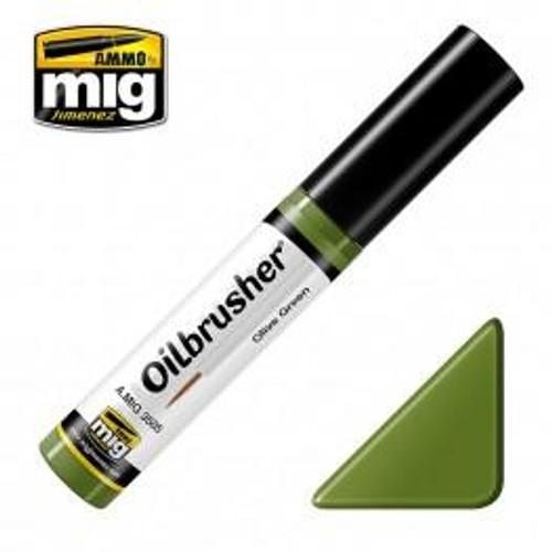 AMMO: Oilbrusher - Olive Green