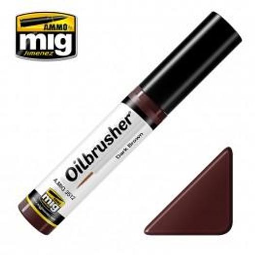 AMMO: Oilbrusher - Dark Brown