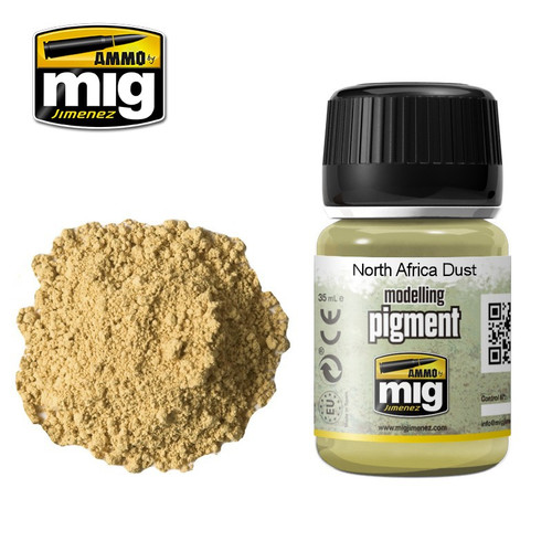 AMMO: Pigments - North Africa Dust (35ml)