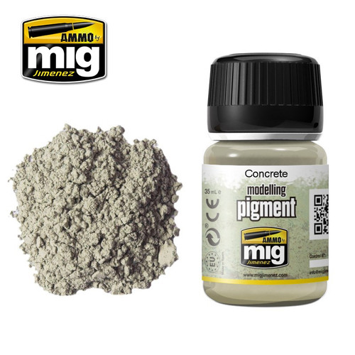 AMMO: Pigments - Concrete (35ml)