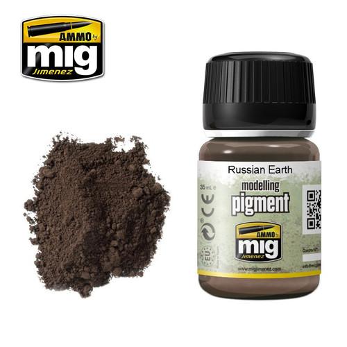 AMMO: Pigments - Russian Earth (35ml)