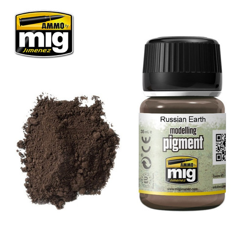 AMMO: Pigments - Russian Earth (35ml)