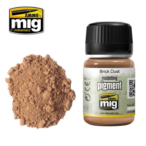 AMMO: Pigments - Brick Dust (35ml)