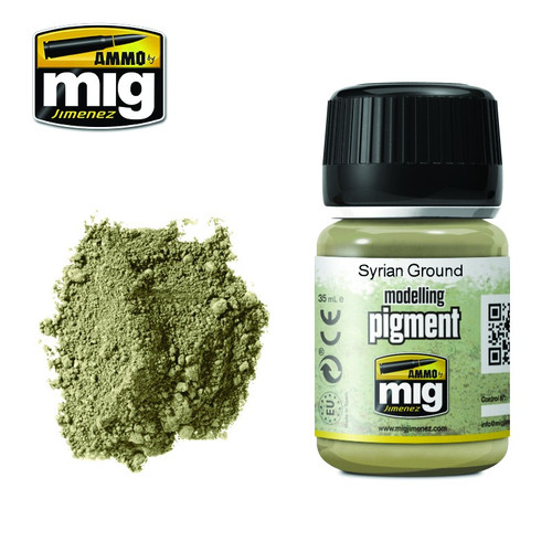 AMMO: Pigments - Syrian Ground (35ml)