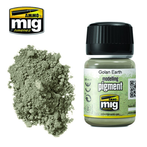 AMMO: Pigments - Golan Earth (35ml)