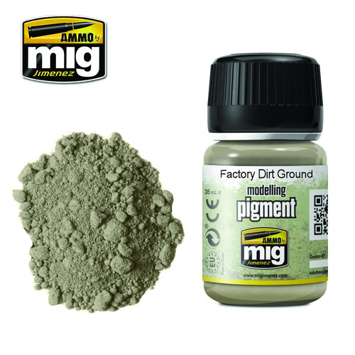 AMMO: Pigments - Factory Dirt Ground (35ml)