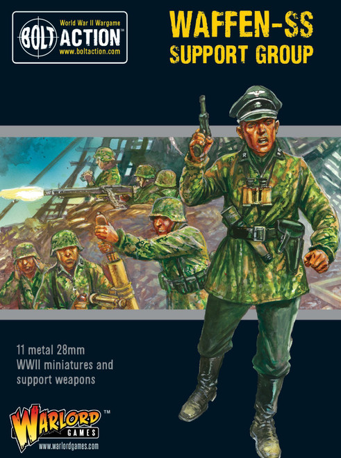 Bolt Action: Waffen SS Support Group