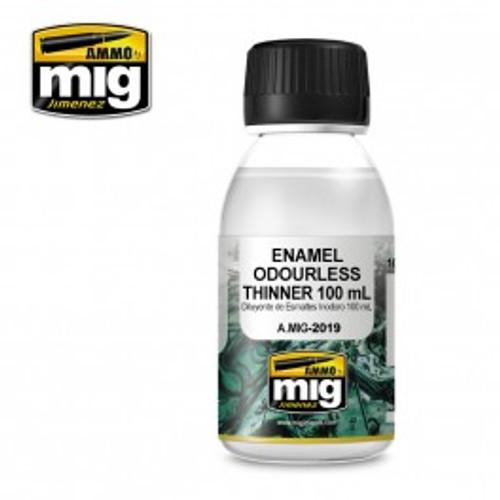 AMMO: Auxiliary - Enamel Odorless Thinner (100ml)