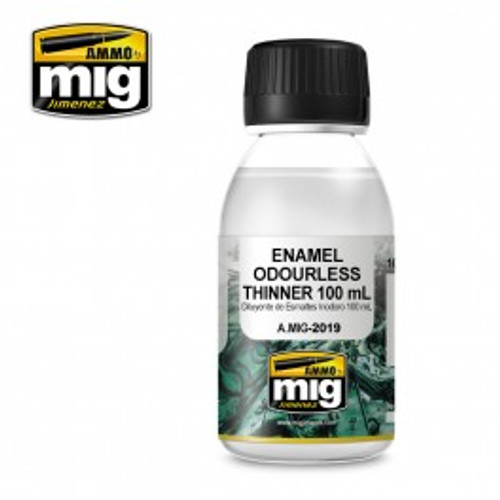 AMMO: Auxiliary - Enamel Odorless Thinner (100ml)