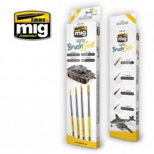 AMMO: Starter Brush Set