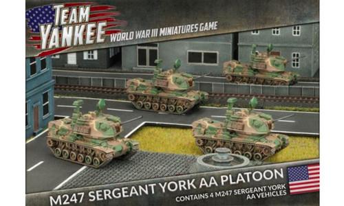 Team Yankee: M247 Sergeant York AA Platoon