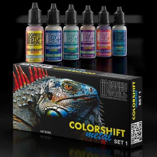 Chameleon Acrylic Paint Set 1
