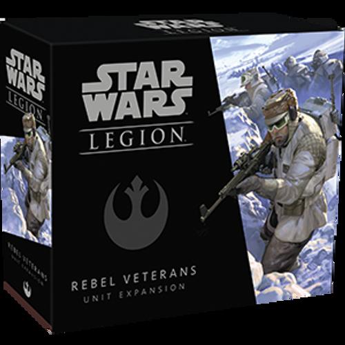 Star Wars: Legion - Rebel Veterans Unit Expansion