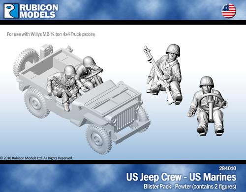 US Jeep Crew - US Marine- Pewter