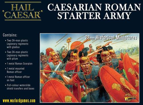 Hail Caesar: Caesarian Starter Army