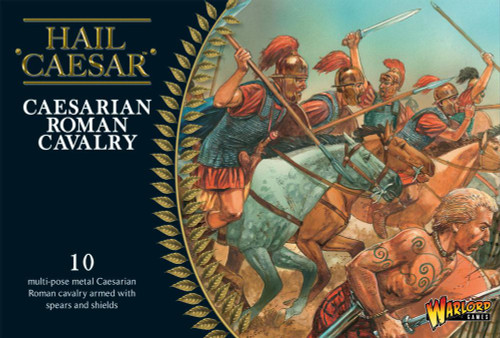 Hail Caesar: Caesarian Roman Cavalry